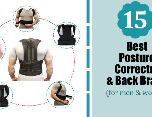 15 Best Posture Corrector Back Brace for Men & Women 2020