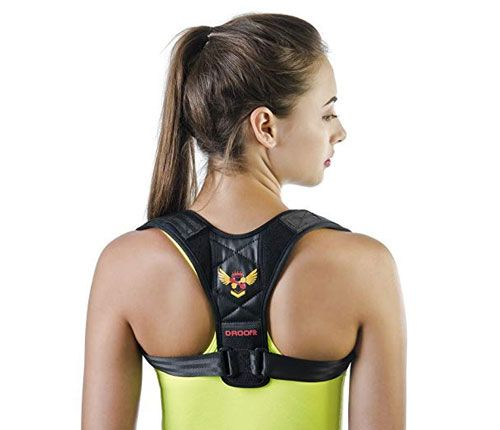 DROOFIT Posture Brace Posture Corrector for Women & Men