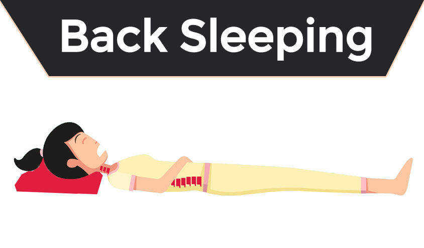 Back Sleeping To Improve Posture