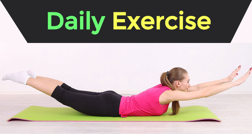Daily Exercise To Improve Your Posture