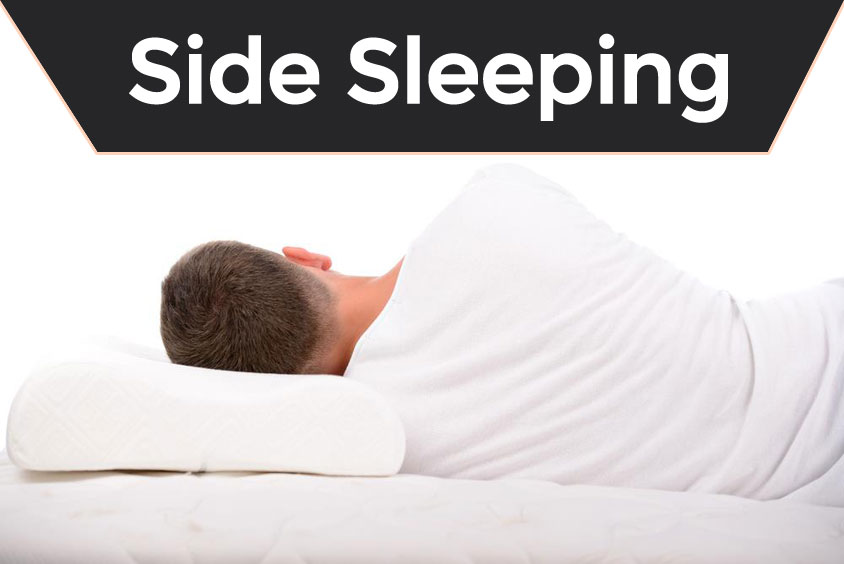 Side Sleeping To Improve Posture