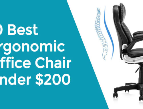 10 Best Ergonomic Office Chair Under $200 of 2019